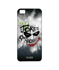 Batman The Dark Knight Joker The Jokes on you Sublime Case for Xiaomi Mi5