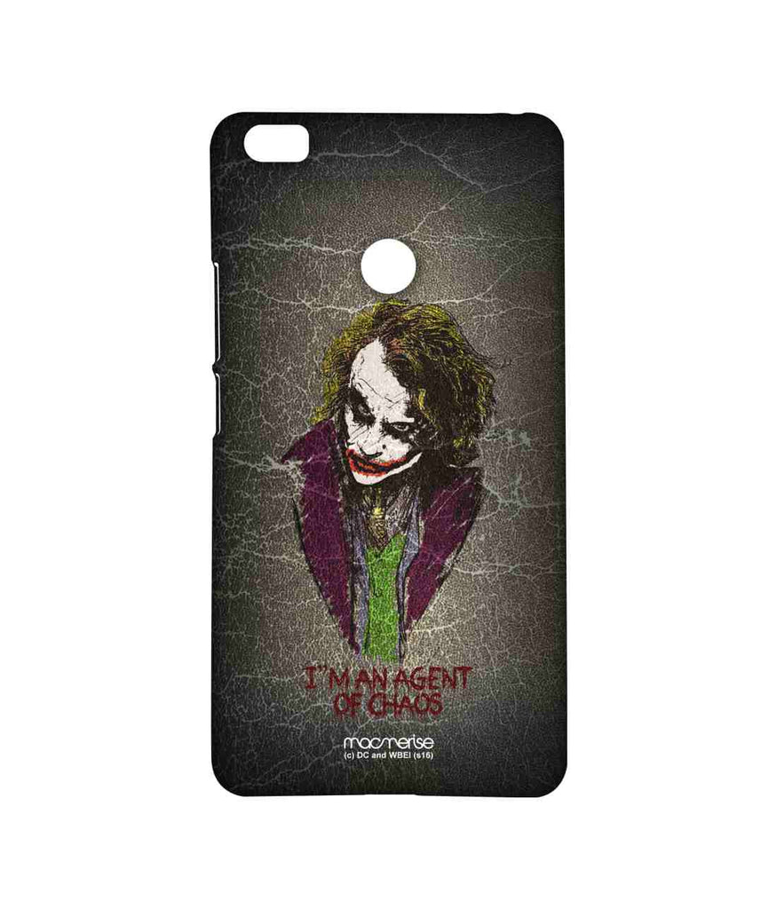 Batman The Dark Knight Joker Agent of Chaos Sublime Case for Xiaomi Mi Max