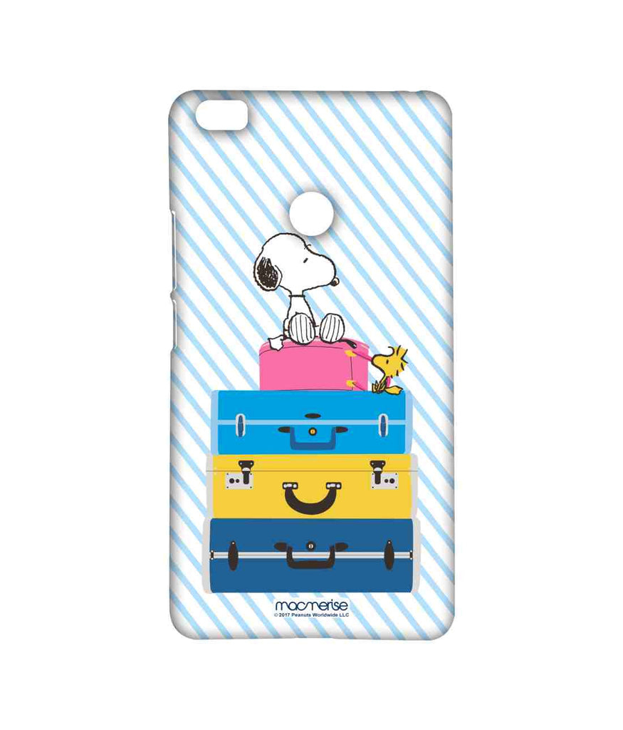 Snoopy All Packed Up Sublime Case for Xiaomi Mi Max