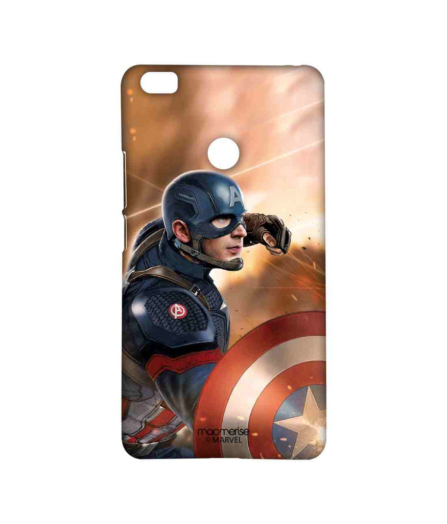 Civil War Captain America Captains Punch Sublime Case for Xiaomi Mi Max