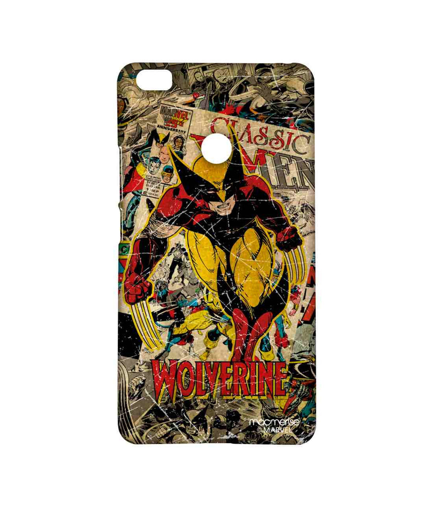 Comics Wolverine Sublime Case for Xiaomi Mi Max