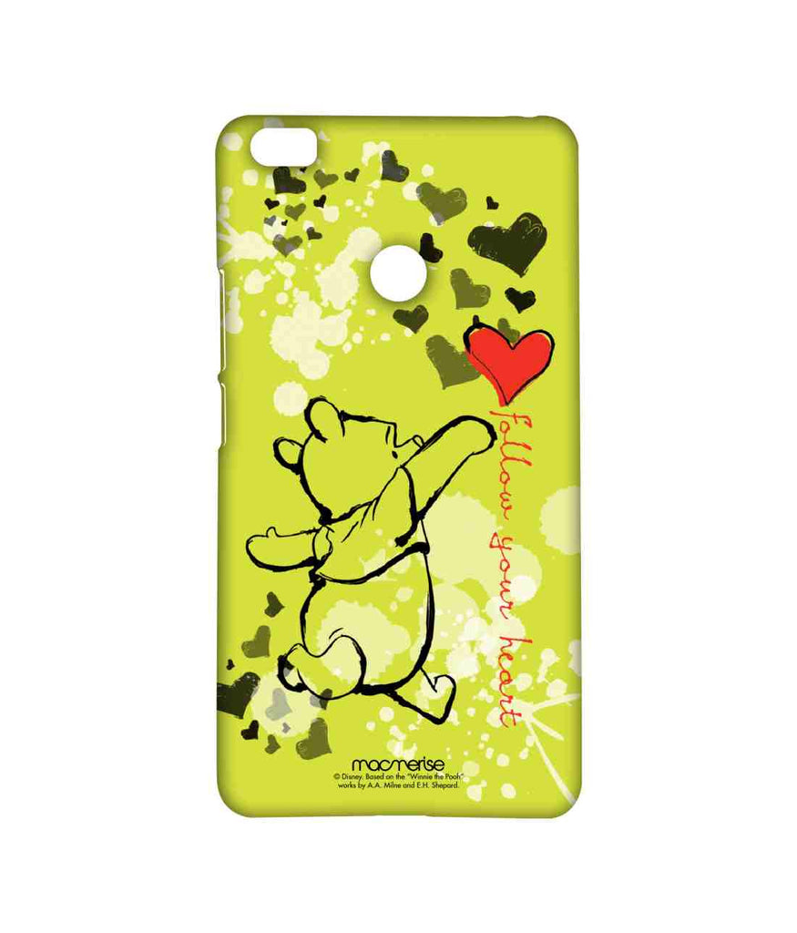 Disney Winnie the pooh Follow your Heart Sublime Case for Xiaomi Mi Max