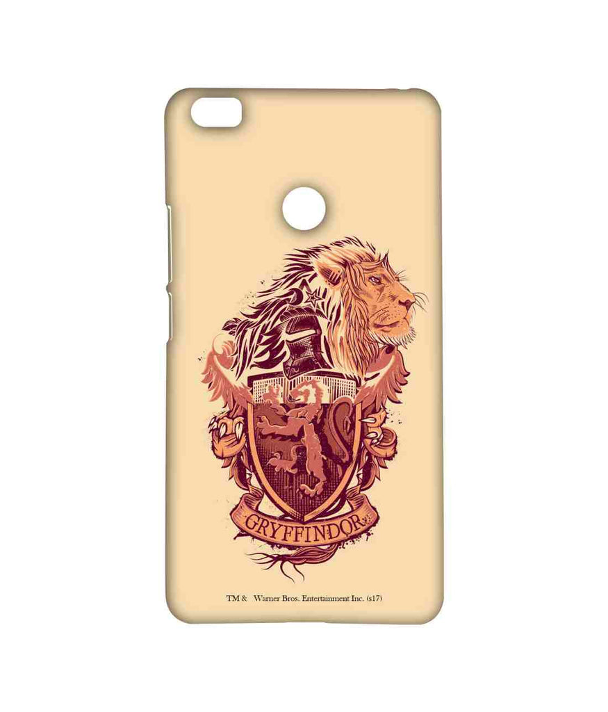 Harry Potter House of Gryffindor Sublime Case for Xiaomi Mi Max