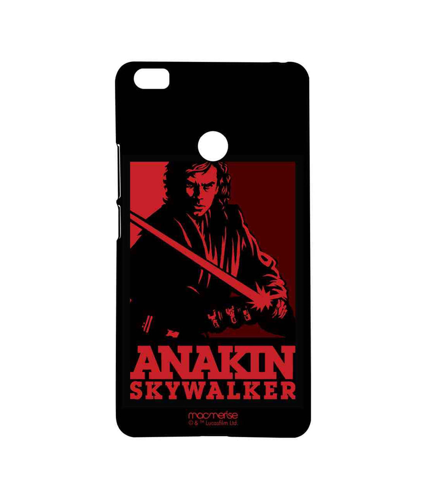 Star Wars Anakin Skywalker and Darth Vader Iconic Anakin Sublime Case for Xiaomi Mi Max