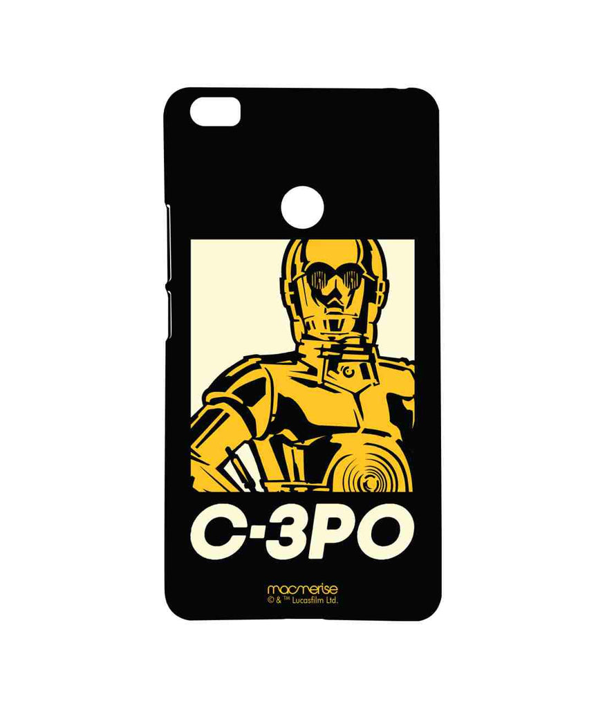 Star Wars C3PO Iconic C3PO Sublime Case for Xiaomi Mi Max