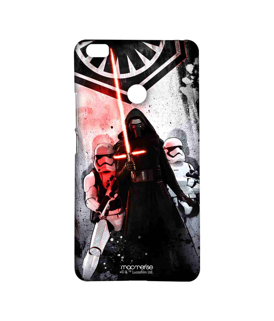 Star Wars Force Awakens Kylo Ren Kylos Troop Sublime Case for Xiaomi Mi Max