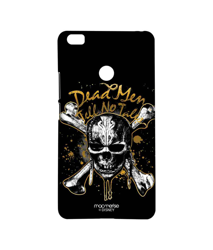 Pirates of the Caribbean Pirates Skull Tales Sublime Case for Xiaomi Mi Max