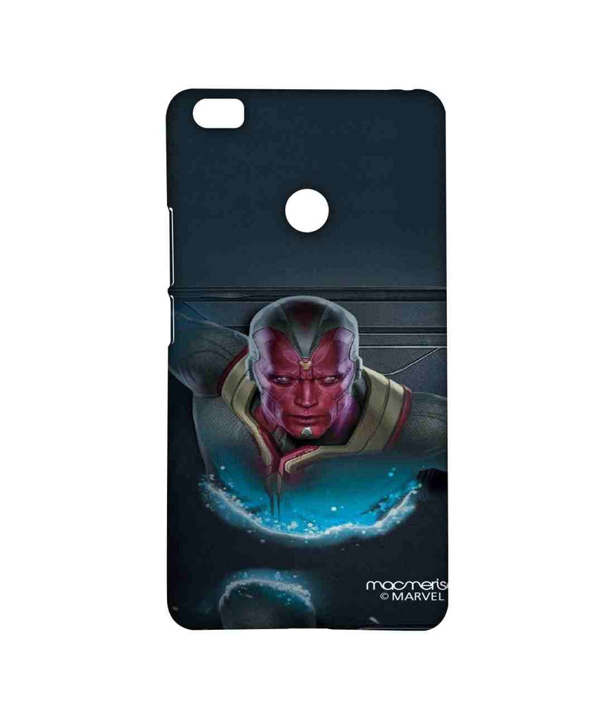 Captain America: Civil War Vision The Vision Stare Sublime Case for Xiaomi Mi Max