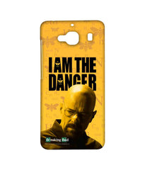 Breaking Bad Walter White I am the Danger Sublime Case for Xiaomi Redmi 2 Prime