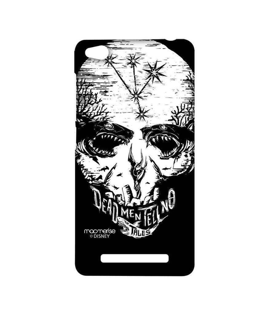 Pirates of the Caribbean Pirates Dead men Philosophy Sublime Case for Xiaomi Redmi 3S