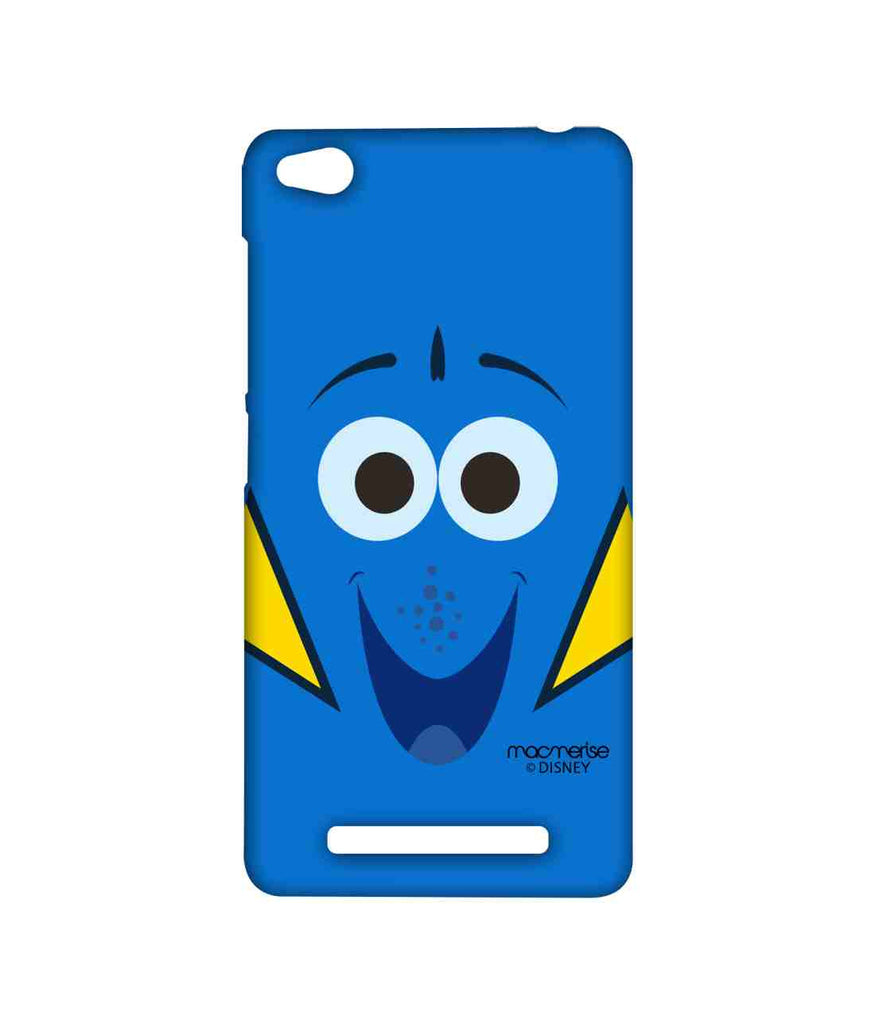 Disney Finding Dory Face Focus Dory Sublime Case for Xiaomi Redmi 3S