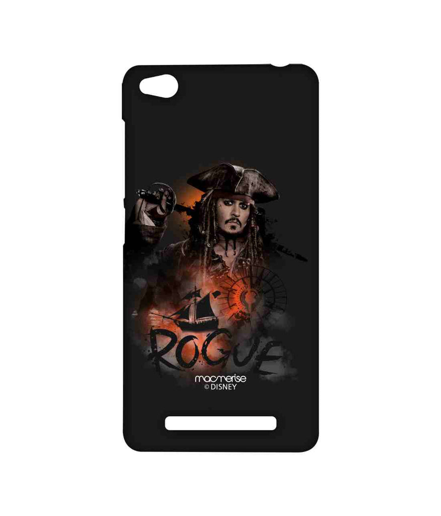 Pirates of the Caribbean Jack Sparrow Rogue Jack Sublime Case for Xiaomi Redmi 3S
