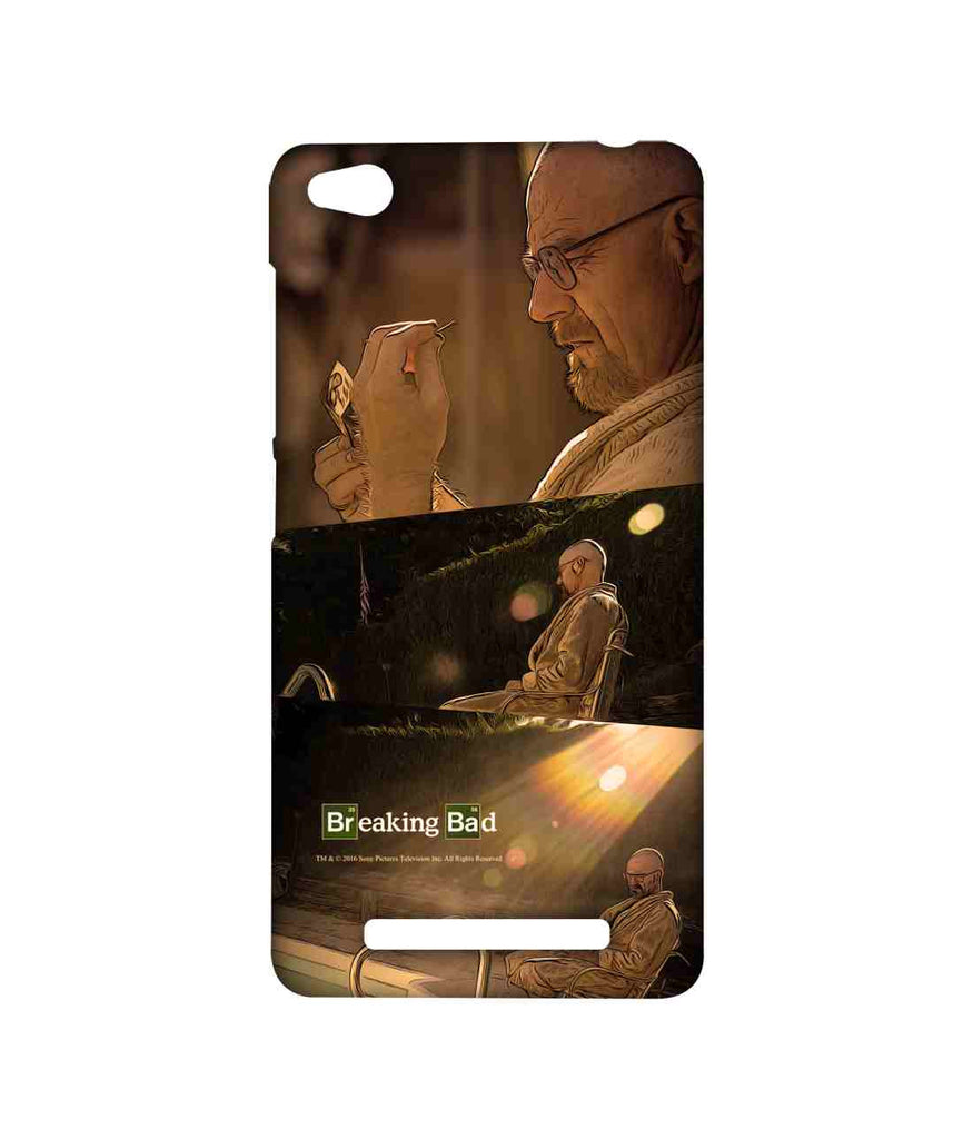 Breaking Bad Walter White Say My Name Sublime Case for Xiaomi Redmi 3S