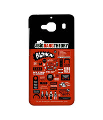 Big Bang Theory BBT Mashup Sublime Case for Xiaomi Redmi 2