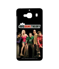 Big Bang Theory Leonard Sheldon Raj Howard and Penny BBT Swag Sublime Case for Xiaomi Redmi 2