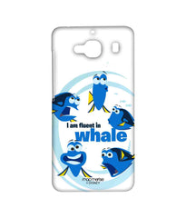 Disney Finding Dory Fluent Whale Sublime Case for Xiaomi Redmi 2