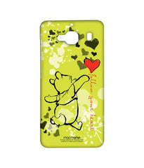 Disney Winnie the pooh Follow your Heart Sublime Case for Xiaomi Redmi 2