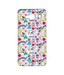 Disney Minnie Mouse and Mickey Mouse Forever Together Sublime Case for Xiaomi Redmi 2