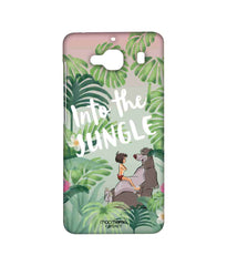 Disney The Jungle Book Mowgli and Baloo Into the Jungle Sublime Case for Xiaomi Redmi 2