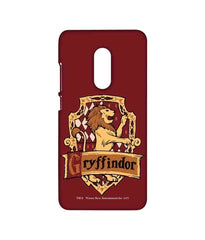 Harry Potter Gryffindor Crest Sublime Case for Xiaomi Redmi Note 4
