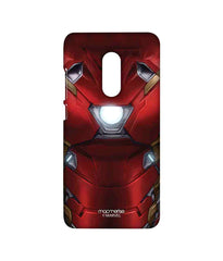 Captain America: Civil War Ironman Suit up Ironman Sublime Case for Xiaomi Redmi Note 4
