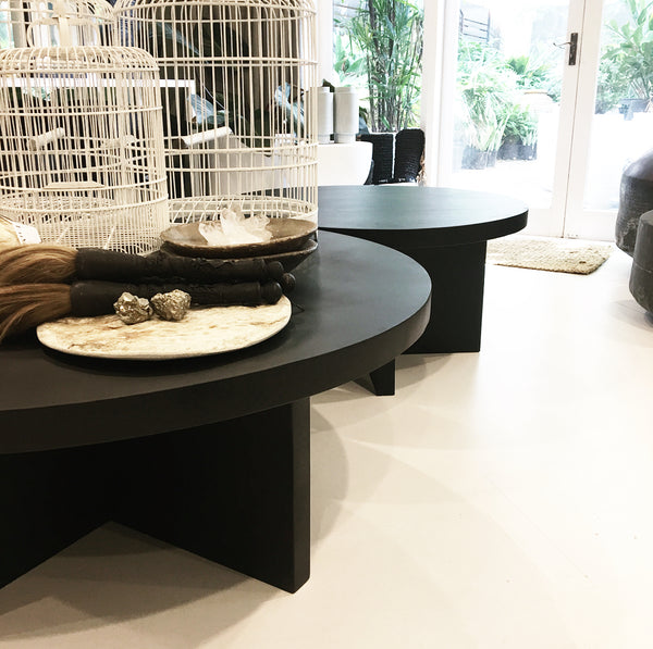 KiKi Coffee Table BLACK