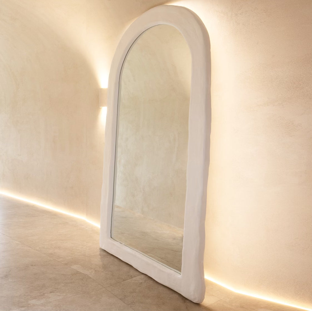 Santorini Arch Mirror by JAGGER AND WOLF