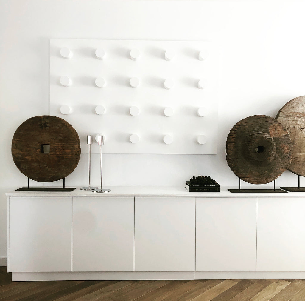 'EQUILIBRIUM' Wall Sculpture by LuMu Studio