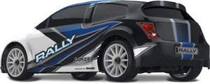 LaTrax Rally: 1/18 Scale 4WD Electric Rally Racer, Blue