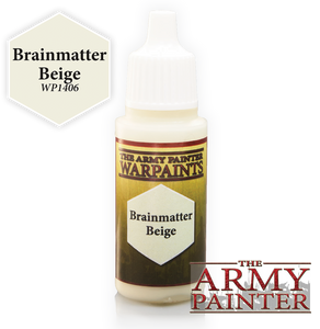 "The Army Painter Warpaints 18ml Brainmatter Beige ""Beige Variant"" WP1406"