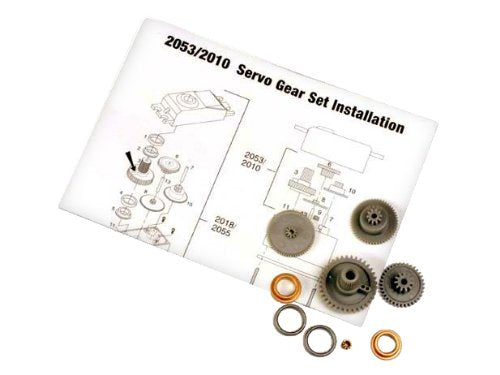 Traxxas 2053 High Torque Gear Set for 2055 Servo
