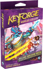 Load image into Gallery viewer, KeyForge: Worlds Collide Deluxe Archon Deck