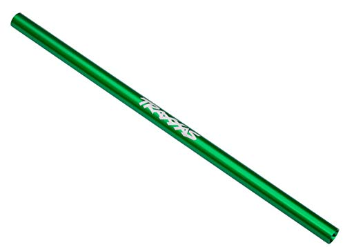 Traxxas Center 189mm 6061-T6 Aluminum Driveshaft Green-Anodized TRA6765G