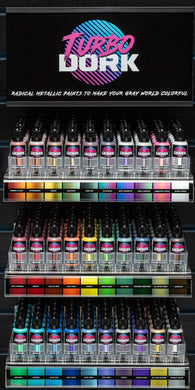 Turbo Dork Turboshift Color Shifting Acrylic Paint 20ml Bottles