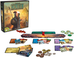 7 Wonders Duel Board Game - Repos Production