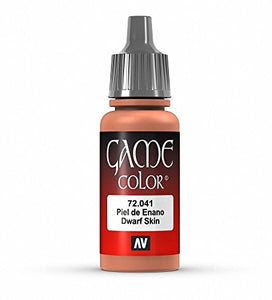 Vallejo Game Color Dwarf Skin Paint, 17ml