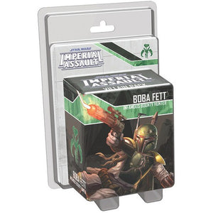 Star Wars: Imperial Assault - Boba Fett Villain Pack - SWI11