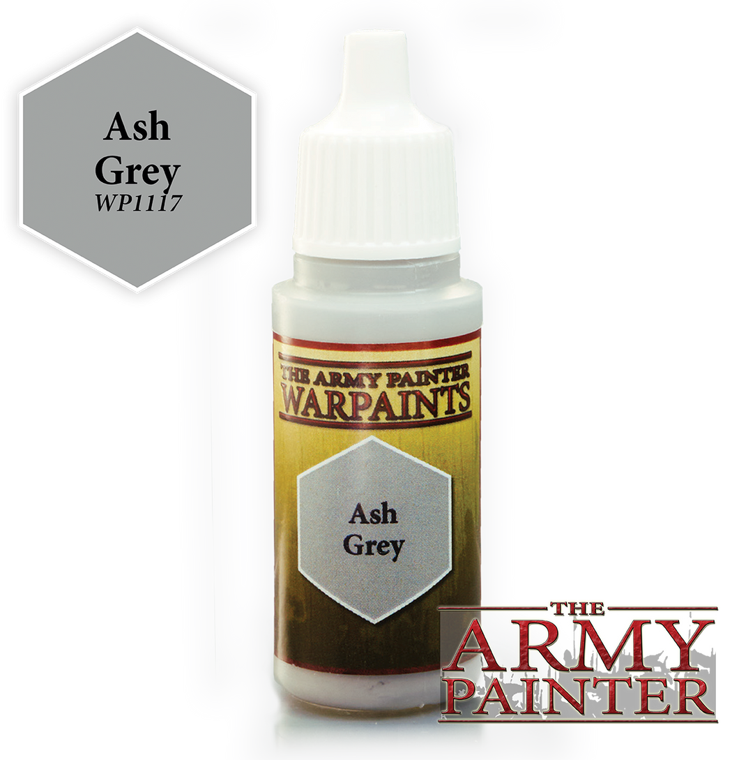 The Army Painter Warpaints 18ml Ash Grey