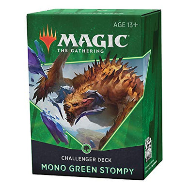 Magic The Gathering 2021 Challenger Deck – Mono Green Stompy