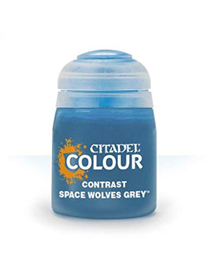 Games Workshop Citadel Colour: Contrast - Space Wolves Grey 29-36