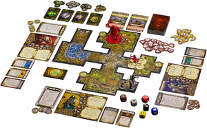 Descent Journeys in the Dark Second Edition Board Game - Fantasy Flight DJ01