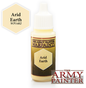 "The Army Painter Warpaints 18ml Arid Earth ""Yellow Variant"" WP1402"