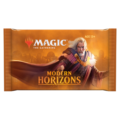 Magic The Gathering Booster Pack - Modern Horizons by Wizards of the Coast
