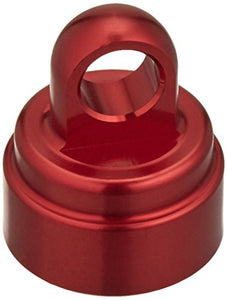 Traxxas 3767X Red-Anodized Aluminum Shock Caps for Ultra Shocks (set of 4)