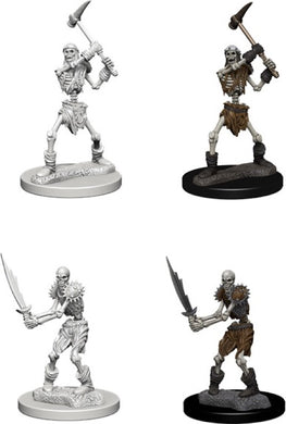 D&D Nolzur?s Marvelous Unpainted Minis: Skeletons