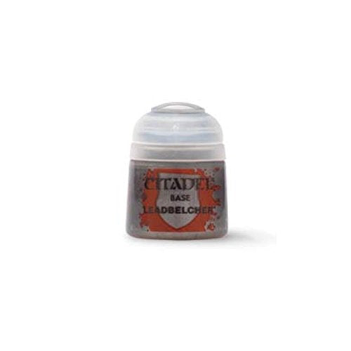 Games Workshop Citadel Base Paint Leadbelcher 12Ml