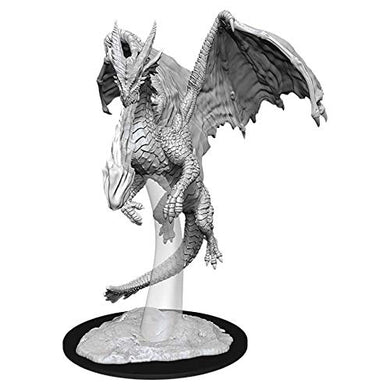 D&D Nolzurs Marvelous Upainted Miniatures: Wave 11: Young Red Dragon 90035