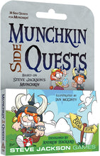 Load image into Gallery viewer, Steve Jackson Games SJG4264 Munchkin Side Quests Games