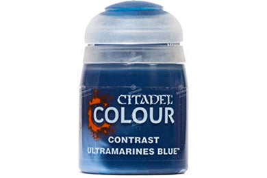 Games Workshop Citadel Colour: Contrast - Ultramarines Blue