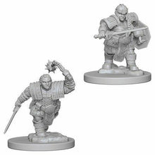 Load image into Gallery viewer, Dungeons & Dragons Nolzur's Marvelous Miniatures - Dwarf Female Fighter WZK72617